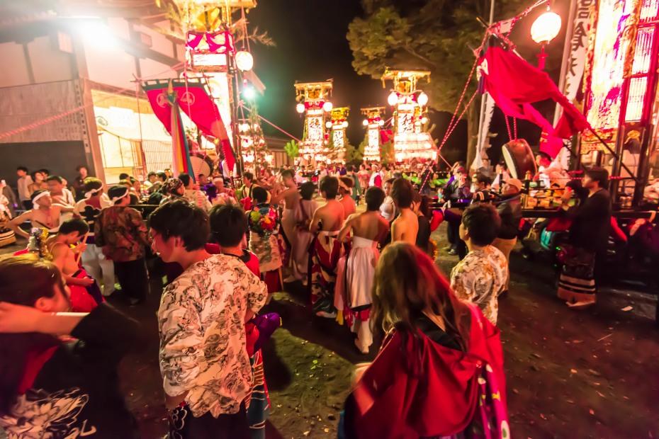 2015.09.11蛸島キリコ祭り2日目夜18