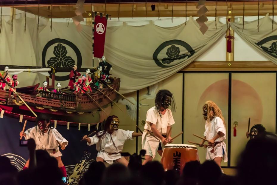 2015.09.11蛸島キリコ祭り2日目夜9