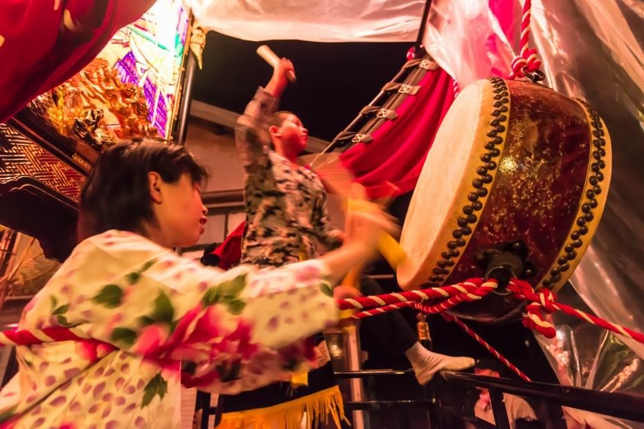 2015.09.11蛸島キリコ祭り2日目夜7