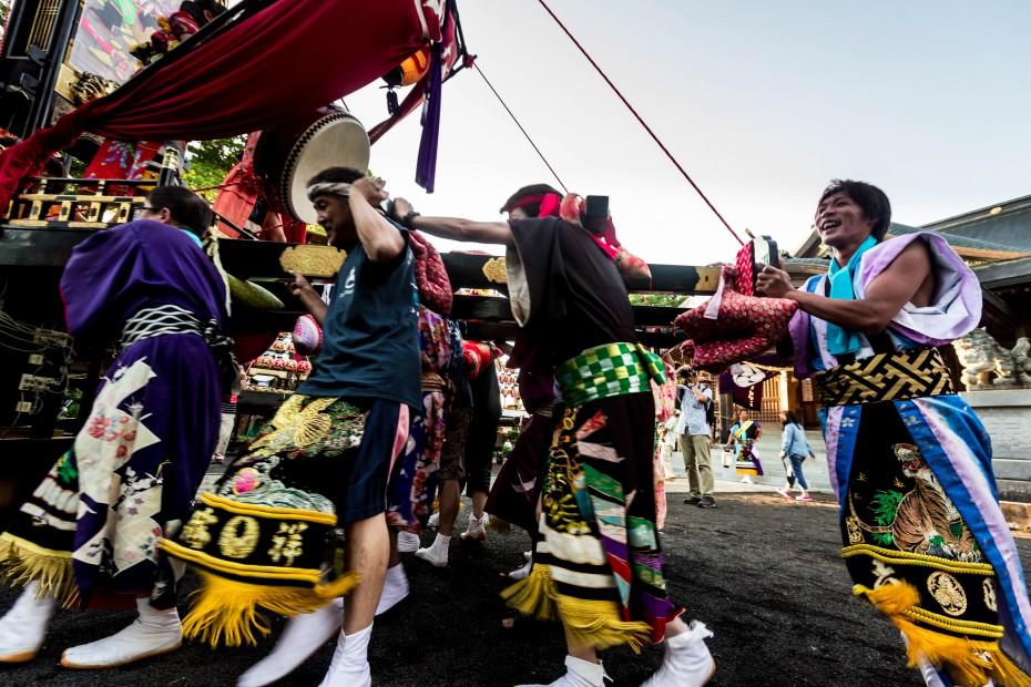 2015.09.14正院キリコ祭り1日目9