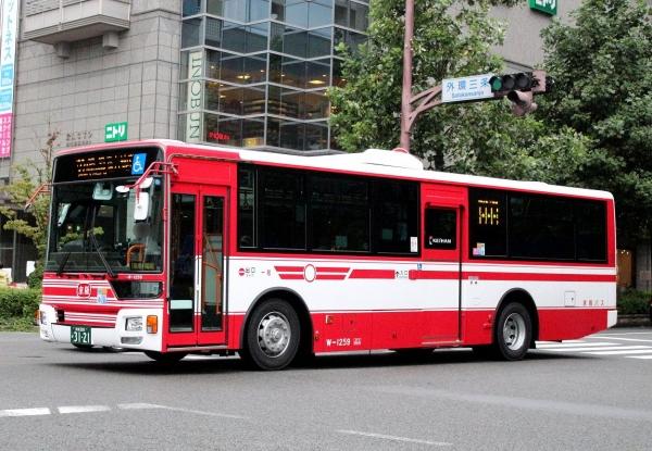 京都200か3121 W1259