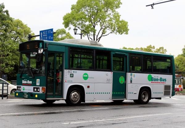 広島200か・687 80036