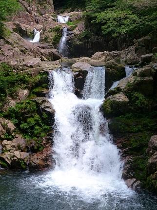 三段滝_その1