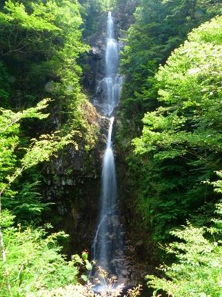 二段滝_その1