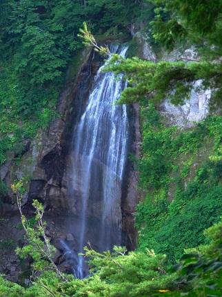 モーカケの滝_その1