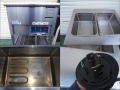 ニチワ電気ウォーマーテーブル 湯せん器EWTP-600AMP02