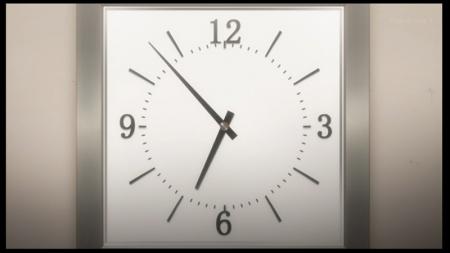 時計の描写