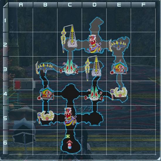 MAP_D_分布