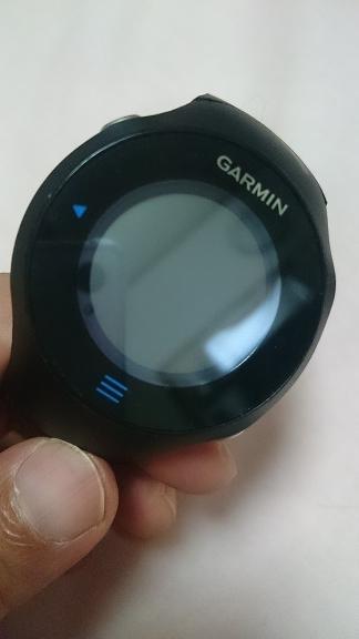ガーミン610故障
