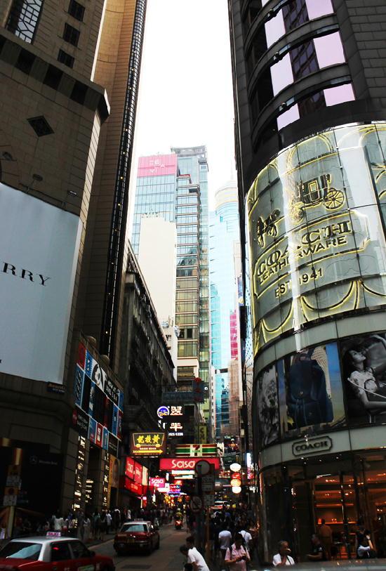 香港の街-141