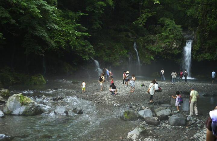 陣馬の滝-463