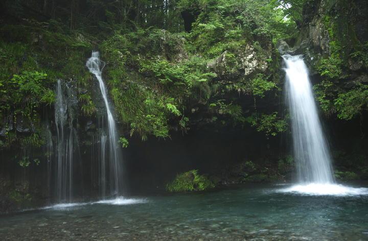 陣馬の滝-472