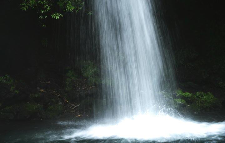 陣馬の滝-475