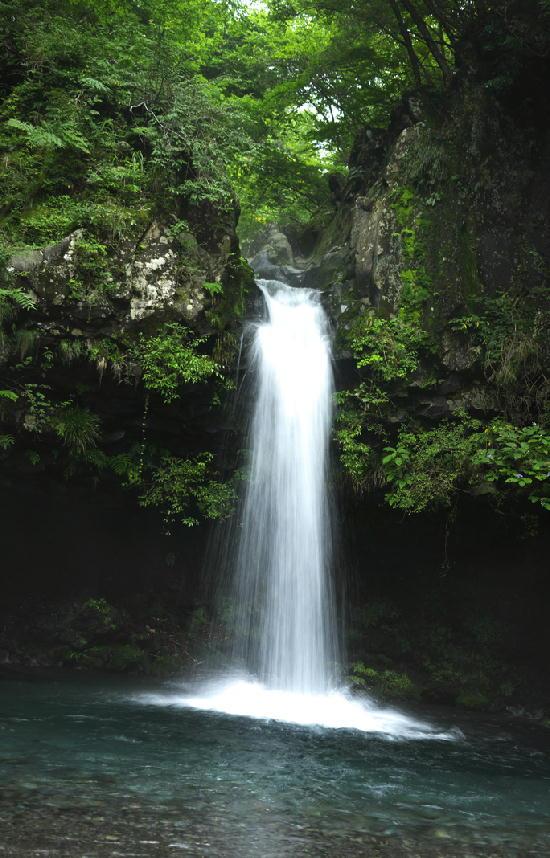 陣馬の滝-467