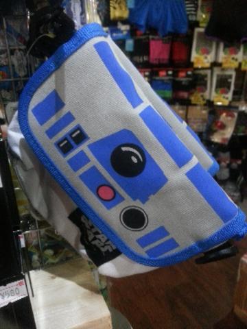 R2D2 スマホバッグ