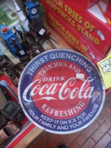 コカ・コーラ メラミンプレート