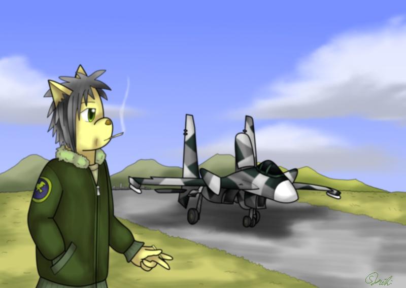 Su-35 150927