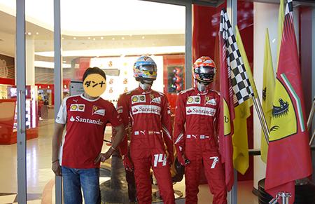 ドバイ2フェラーリワールド6