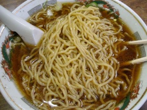 丸川屋・H26・11 ラーメン 麺