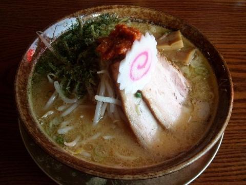 武者気・H26・12 辛味噌らぁ麺