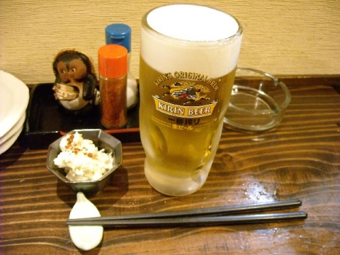 武・H26・11 生ビール