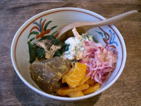 ふじおか・H26・12 季節の野菜