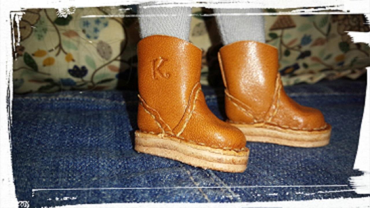 作家様のお靴