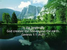 KJV Genesis 1