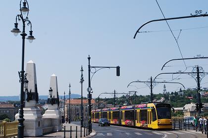 ブダペストの交通1