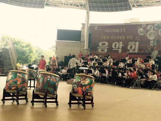 150905軍コンサート