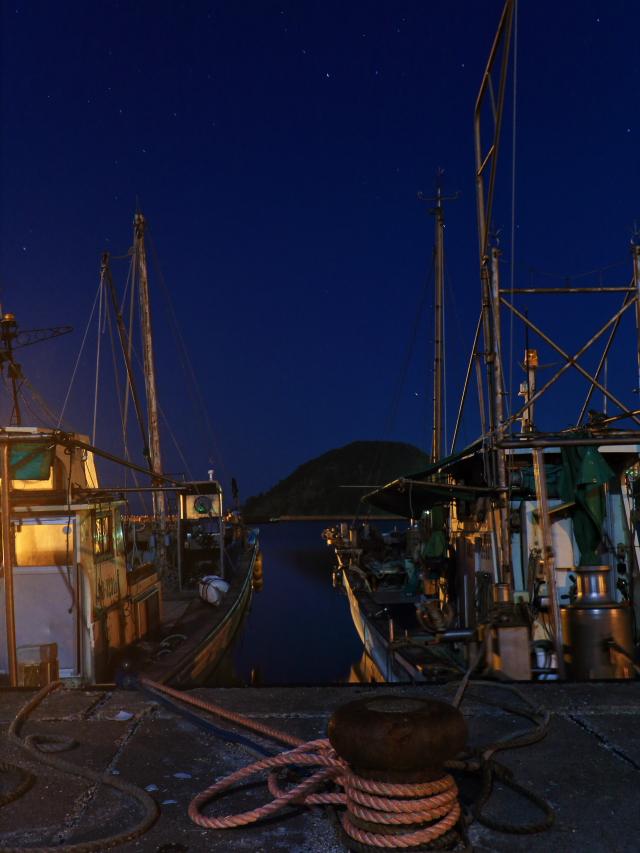 茂浦漁港1