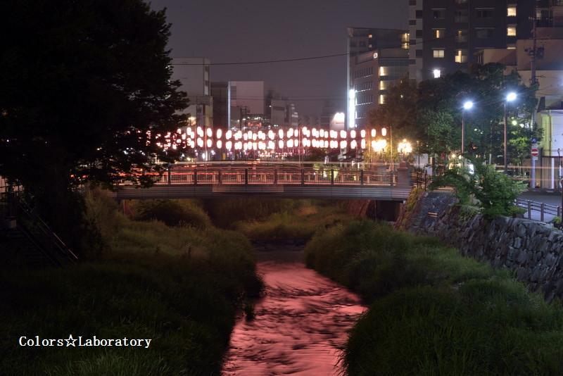 2015 8月2日 女鳥羽川 1a