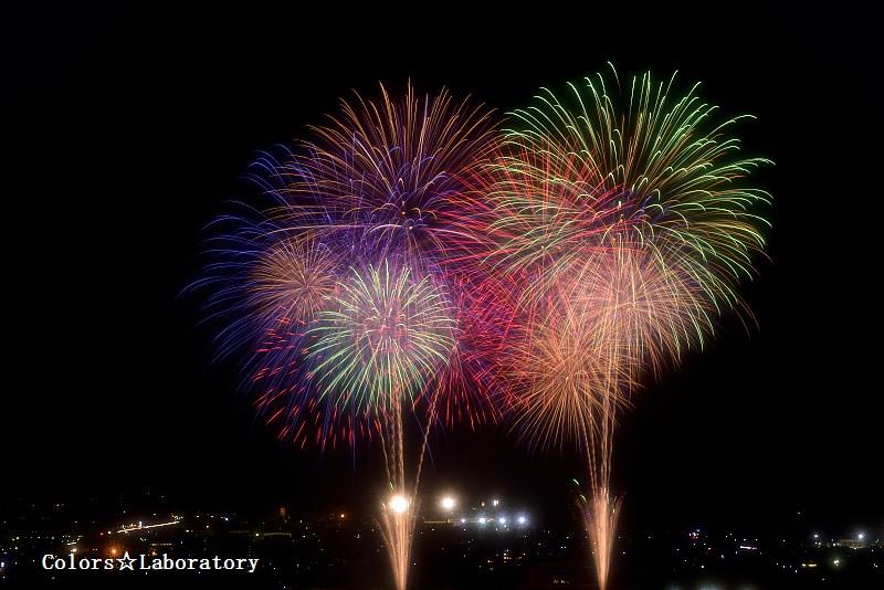 2015 8月10日 薄川花火 4a