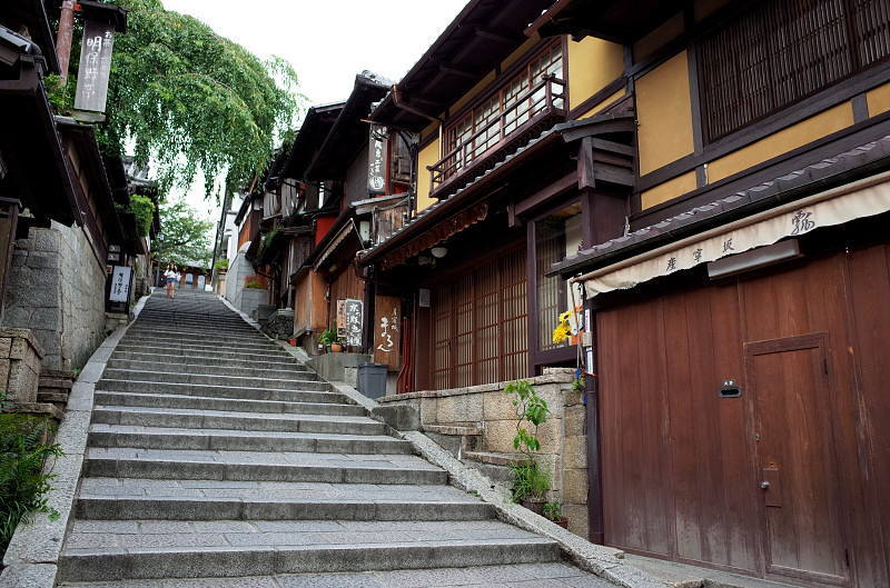 三年坂(産寧坂) / 京都・清水 ...
