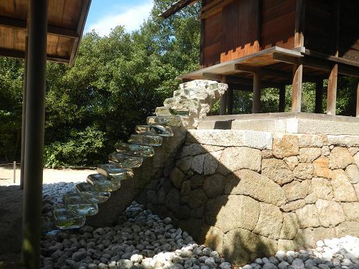 直島 家プロジェクト 護王神社