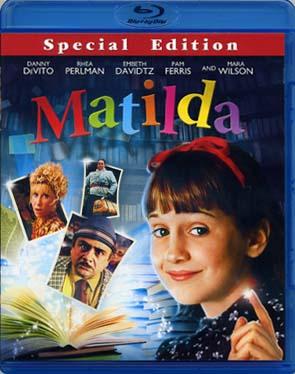 MATILDA Blu-ray