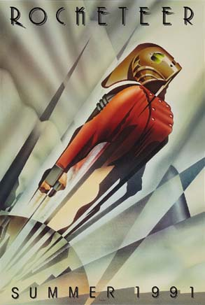 ROCKETEER OLD STYLE