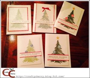 Crafty Cherry * Christmas 2014
