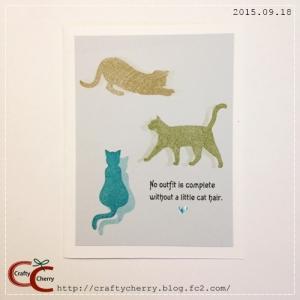 Crafty Cherry * Cats