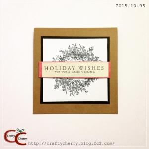 Crafty Cherry * Wreath holiday