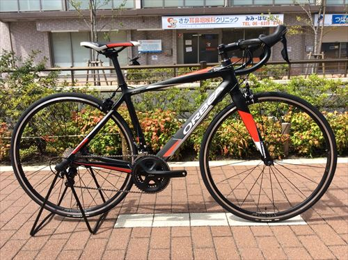 orbea2015-avant ome-red-side