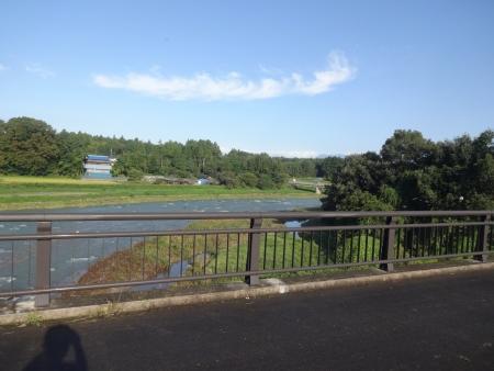 023?川、いい天気