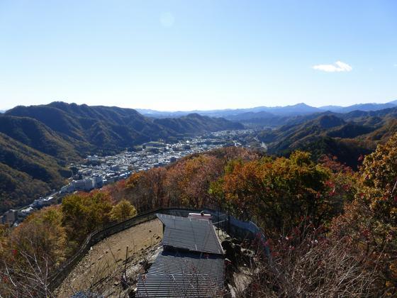 丸山山頂展望台からの眺め・その2