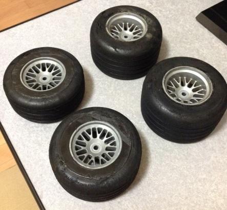 FG用F1タイヤ
