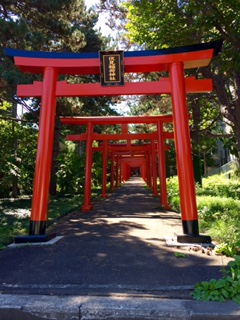 Fushimi Shrine150829_2