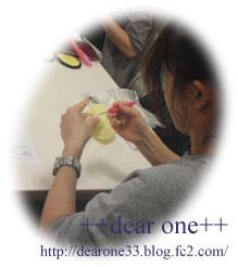 編み物教室150910_1