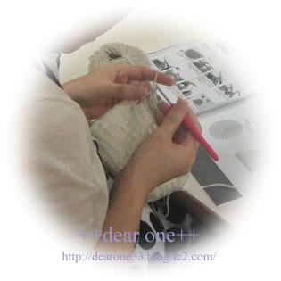 編み物教室150910_2