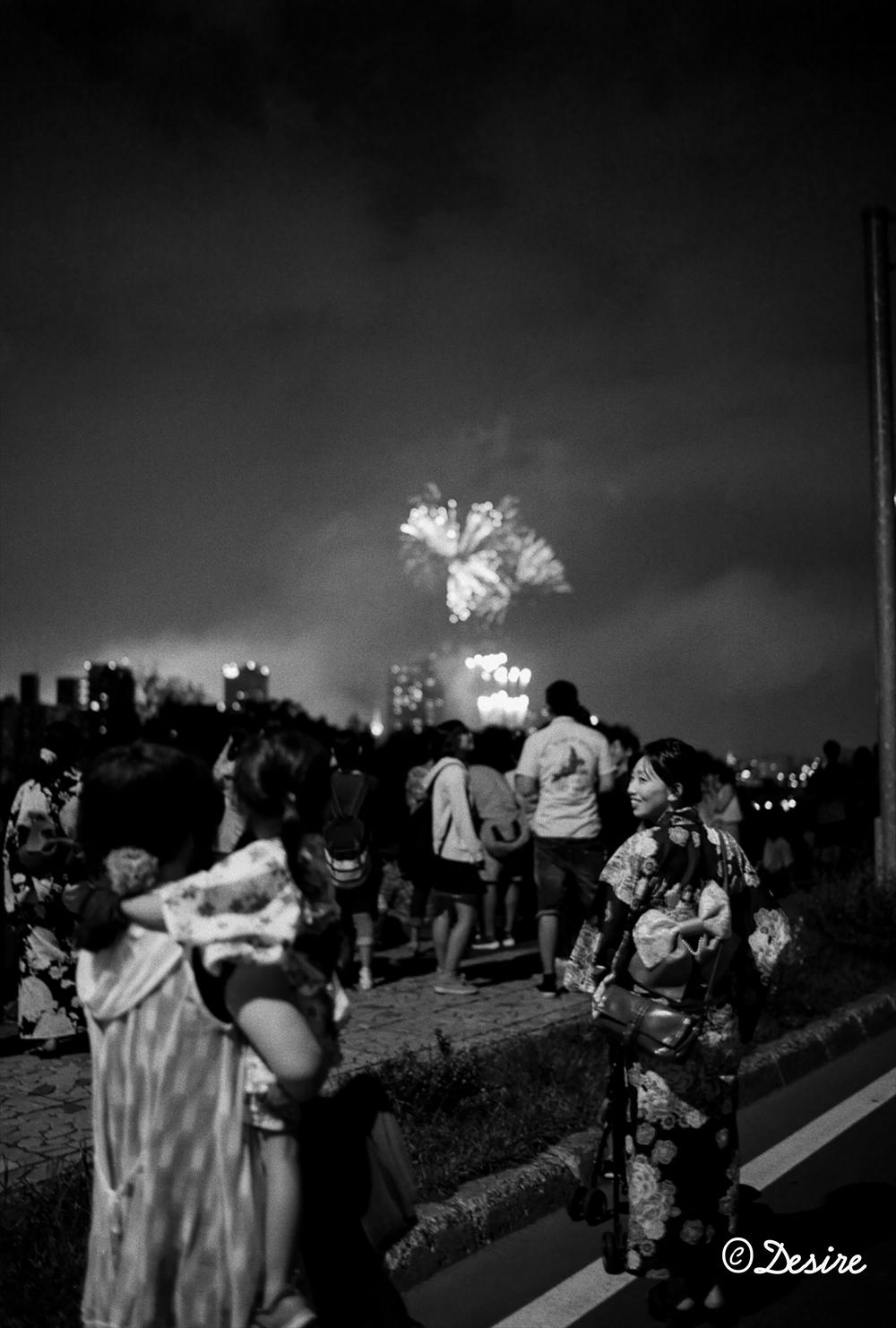 2015豊平花火
