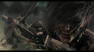 『進撃の巨人 ATTACK ON TITAN エンド オブ ザ ワールド』