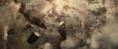 樋口真嗣 『進撃の巨人 ATTACK ON TITAN エンド オブ ザ ワールド』 巨人の姿は迫力があるのだけれど……。